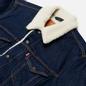 Мужская джинсовая куртка Levi's The Sherpa Trucker Rockridge фото - 1