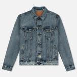 Мужская джинсовая куртка Levi's Trucker Chad фото- 0