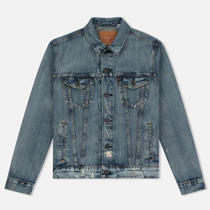 Мужская джинсовая куртка Levi's Trucker Chad