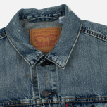 Мужская джинсовая куртка Levi's Trucker Chad фото- 2