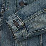 Мужская джинсовая куртка Levi's Trucker Chad фото- 3