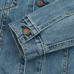 Мужская джинсовая куртка Levi's Trucker Icy фото- 5