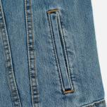 Мужская джинсовая куртка Levi's Trucker Icy фото- 3