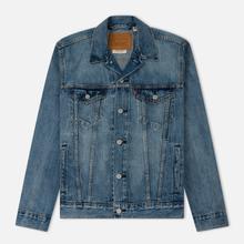 Мужская джинсовая куртка Levi's Trucker Killebrew фото- 0