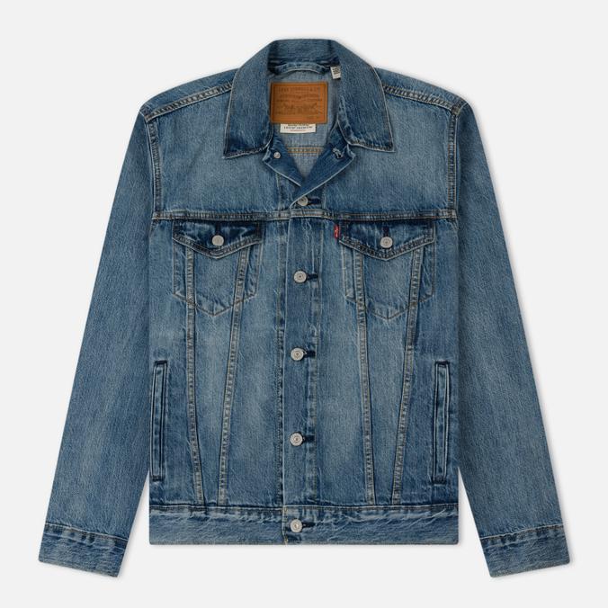 Мужская джинсовая куртка Levi's Trucker Killebrew