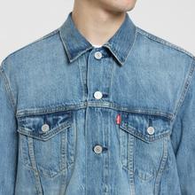 Мужская джинсовая куртка Levi's Trucker Killebrew фото- 2