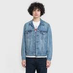 Мужская джинсовая куртка Levi's Trucker Killebrew фото- 1