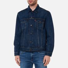 Мужская джинсовая куртка Levi's Trucker Palmer фото- 2