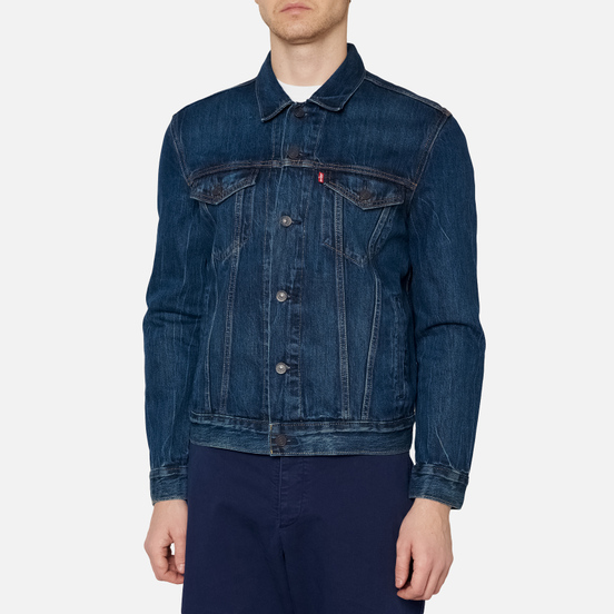 Мужская джинсовая куртка Levi's Trucker Palmer