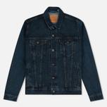 Мужская джинсовая куртка Levi's Trucker Sequoia King фото- 0