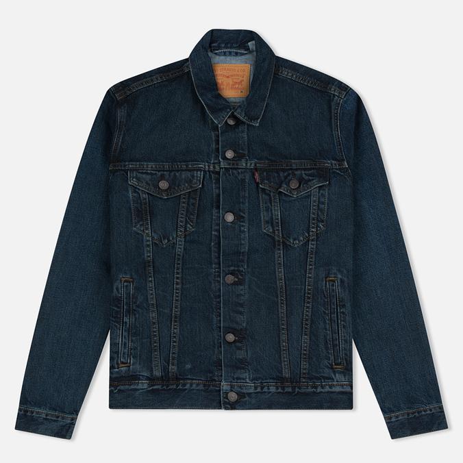 Мужская джинсовая куртка Levi's Trucker Sequoia King