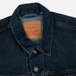 Мужская джинсовая куртка Levi's Trucker Sequoia King фото- 1