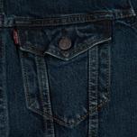 Мужская джинсовая куртка Levi's Trucker Sequoia King фото- 2