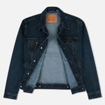 Мужская джинсовая куртка Levi's Trucker Sequoia King фото- 3