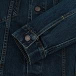 Мужская джинсовая куртка Levi's Trucker Sequoia King фото- 4