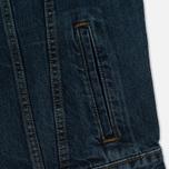 Мужская джинсовая куртка Levi's Trucker Sequoia King фото- 5
