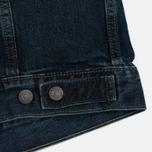 Мужская джинсовая куртка Levi's Trucker Sequoia King фото- 6