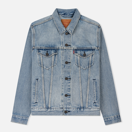 Мужская джинсовая куртка Levi's Trucker Stonebridge