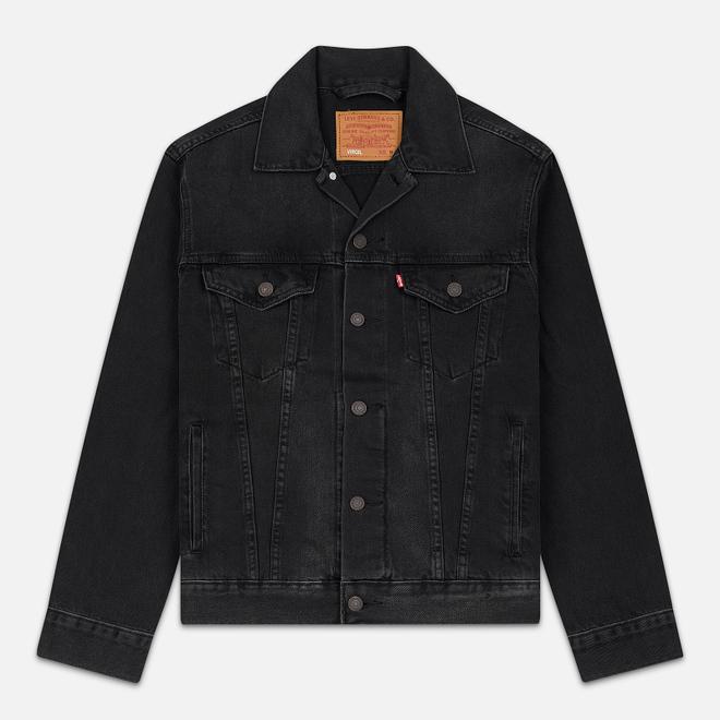 Мужская джинсовая куртка Levi's Vintage Fit Lite Black
