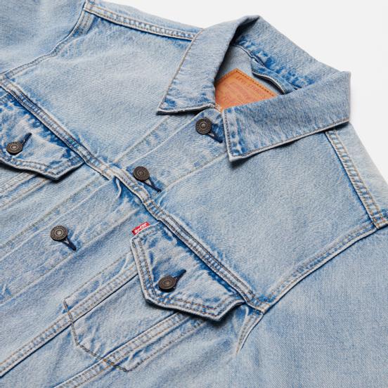 Мужская джинсовая куртка Levi's Vintage Fit Lite Light Blue