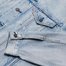 Мужская джинсовая куртка Levi's Vintage Fit Lite Light Blue фото- 2