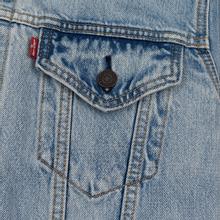 Мужская джинсовая куртка Levi's Vintage Fit Lite Light Blue фото- 3