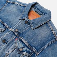 Мужская джинсовая куртка Levi's Vintage Fit Lite Light Wash фото- 3