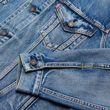 Мужская джинсовая куртка Levi's Vintage Fit Lite Light Wash фото- 4