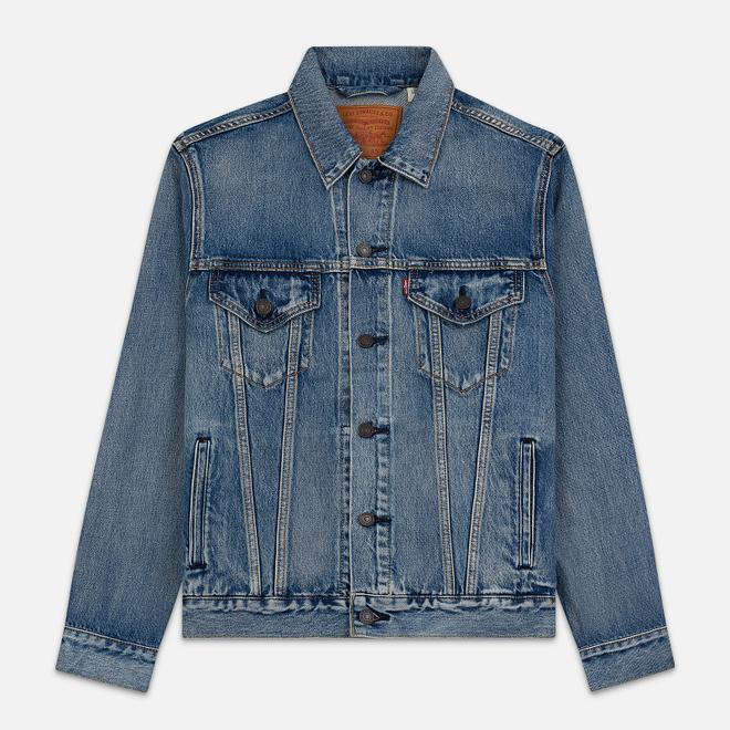 Мужская джинсовая куртка Levi's Vintage Fit Lite Light Wash