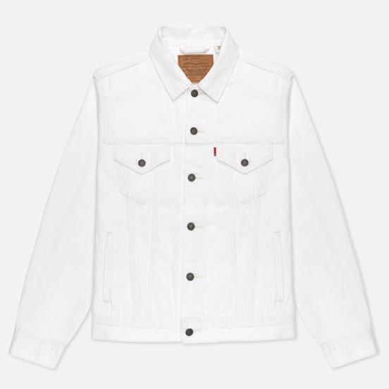 Мужская джинсовая куртка Levi's Vintage Fit Lite White
