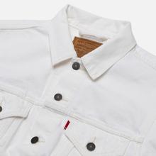 Мужская джинсовая куртка Levi's Vintage Fit Lite White фото- 1