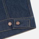 Мужская джинсовая куртка Levi's Vintage Clothing 1967 Type III Rigid фото- 4
