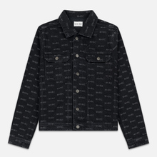 Мужская джинсовая куртка M+RC Noir Hate Denim 14.0 Oz Black фото- 0