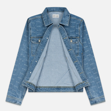 Мужская джинсовая куртка M+RC Noir Hate Denim 14.0 Oz Blue фото- 1