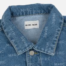 Мужская джинсовая куртка M+RC Noir Hate Denim 14.0 Oz Blue фото- 2