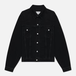 Мужская джинсовая куртка Maison Margiela Denim Type-III Trucker Black