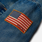 Мужская джинсовая куртка Polo Ralph Lauren RL Icon Trucker Denim Keighton фото - 2