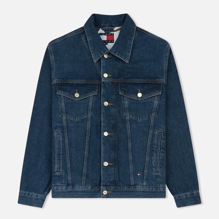 Мужская джинсовая куртка Tommy Jeans 90's Denim Dark Wash
