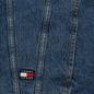 Мужская джинсовая куртка Tommy Jeans Flag Sherpa Denim Mid Blue фото - 3