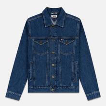 Мужская джинсовая куртка Tommy Jeans Regular Denim Alan Mid Blue Rig фото- 0