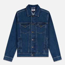 Мужская джинсовая куртка Tommy Jeans Regular Denim Alan Mid Blue Rig