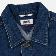 Мужская джинсовая куртка Tommy Jeans Regular Denim Alan Mid Blue Rig фото- 1