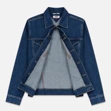 Мужская джинсовая куртка Tommy Jeans Regular Denim Alan Mid Blue Rig фото- 2