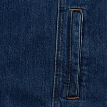 Мужская джинсовая куртка Tommy Jeans Regular Denim Alan Mid Blue Rig фото- 5