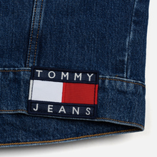 Мужская джинсовая куртка Tommy Jeans Regular Denim Alan Mid Blue Rig фото- 6