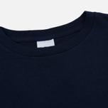 Мужская футболка A.P.C. Burnette Dark Navy фото- 1