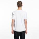 Мужская футболка A.P.C. Richie White фото- 4