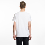 Мужская футболка A.P.C. Yukata White/Red фото- 4