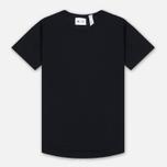 Мужская футболка adidas Originals x Reigning Champ Engineered Spacer Mesh Black фото- 0
