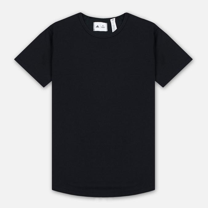 Мужская футболка adidas Originals x Reigning Champ Engineered Spacer Mesh Black